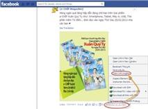 3 mẹo nhỏ mà hay cho Facebook