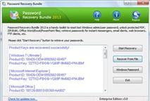 """Password Recovery Bundle 2013: Khôi phục mật khẩu """"tất cả trong một"""""""