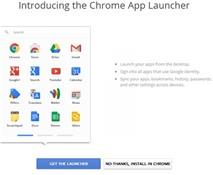 Trải nghiệm Chrome App trên Windows