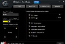 iGame Capture Pro: Ghi lại các hoạt cảnh trong game