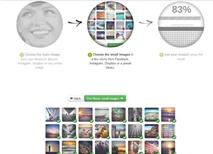 Tạo ảnh ghép từ Facebook, Instagram, Dropbox