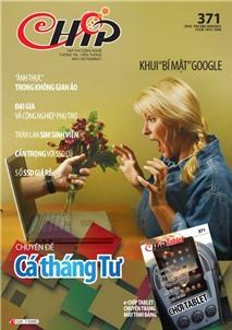 Mục lục Tạp chí e-CHÍP 371 (Thứ sáu, 29/3/2013)
