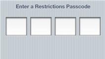 Giới hạn quyền truy cập ứng dụng