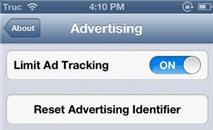 """""""Giấu mình"""" trước các mạng quảng cáo"""