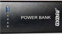 Powerbank GXBAR 4400mAh  - Pin sạc khẩn cấp cho thiết bị di động