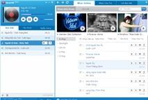 BearHit Beta: Nghe nhạc trực tuyến kèm lời Karaoke