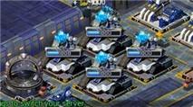 R-Tech Commander Colony - Thiên hà rực lửa