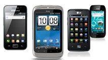 Smartphone trung cấp nào?