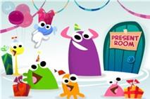 Jellytoons Toddler Skills - Bobo's Birthday Challenge: Sáu game cho trẻ... tập đi