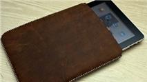 Bao da tablet: Muôn màu muôn vẻ