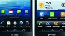 Điện thoại thông minh nghe nhạc tốt: Pantech Discover