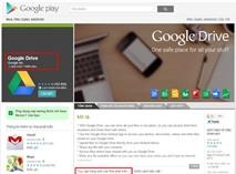 Chọn ứng dụng hay, an toàn trên Google Play