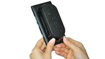 Divoom Bluetune Onbeat-X1 - Loa Bluetooth gắn dính vào điện thoại
