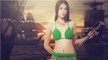 Hà Phương cosplay Khan Online