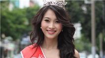 Hoa hậu Đặng Thu Thảo làm Sứ giả Giải thưởng Tình nguyện Chim Én 2013