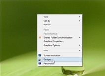 Gadgetarian: Mang gadget Windows 7 vào Windows 8