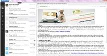 Mailbird: Trải nghiệm trình duyệt mail của iPhone trên Windows