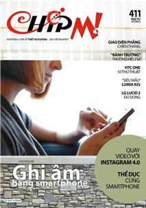 Mục lục Tạp chí e-CHÍP Mobile 411 (Thứ Tư, 3/7/2013)
