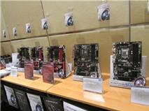 ASRock ra mắt thế hệ bo mạch chủ mới