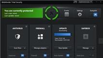 BitDefender Total Security 2014: Diệt virus, bảo vệ an toàn thông tin cá nhân