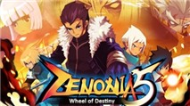 Zenonia 5 Wheel of Destiny – Bánh xe số phận