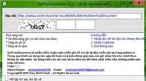 Get Free Document 5.0: Tải tài liệu miễn phí, không cần tài khoản