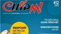 Mục lục Tạp chí e-CHÍP Mobile 412 (Thứ Tư, 10/7/2013)