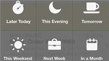 Mailbox: Hộp thư cho iPad