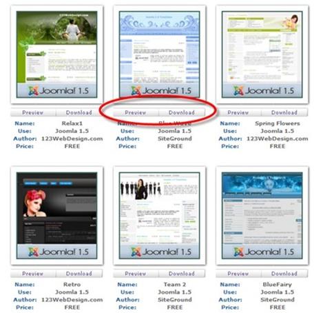 Joomla – Thiết kế web động dễ như chơi (Phần 03)
