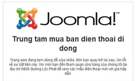 Joomla – Thiết kế web động dễ như chơi (Phần 04)