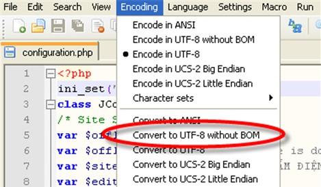 Joomla – Thiết kế web động dễ như chơi (Phần 07)