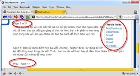 Joomla – Thiết kế web động dễ như chơi (Phần 11)