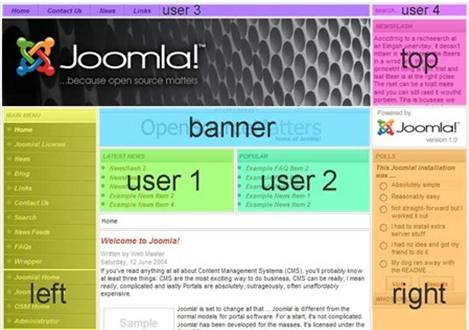 Joomla – Thiết kế web động dễ như chơi (Phần 20)