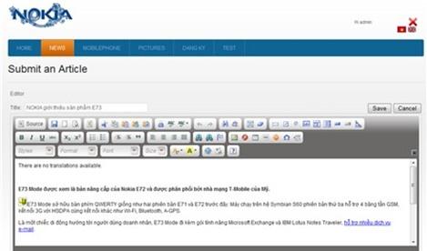 Joomla – Thiết kế web động dễ như chơi (Phần 31)