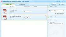 Wondershare PDF Converter Pro 4.0: Chuyển đổi file PDF bị khóa sang Word