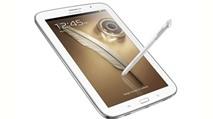 Chạm mắt máy tính bảng Samsung Galaxy Note 8