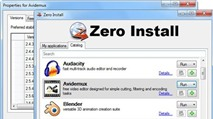 Zero Install Portable