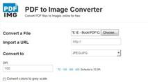 Trích xuất tốc hành hình ảnh bên trong PDF
