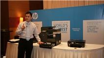HP ra mắt dòng máy in đa chức năng nhanh nhất thế giới