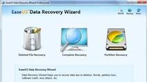 EaseUS Data Recovery Wizard Pro 6: Phục hồi dữ liệu xóa nhầm cực kỳ hiệu quả