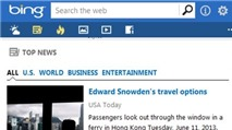 Bing Desktop App: Tìm kiếm + duyệt Facebook từ desktop