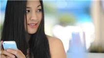 Thái Nhã Vân yêu iPhone 5 vì khả năng chụp ảnh đẹp