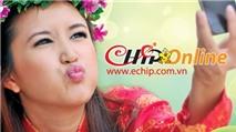 e-CHÍP Online tặng bạn bộ ảnh bìa Gà Con Fb