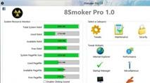 8Smoker Pro: Nâng cao hiệu suất, bảo mật cho Windows 8