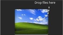 Filedrop: Chia sẻ dữ liệu bằng cách kéo thả