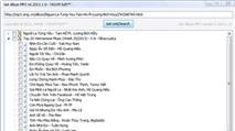 GetAlbumMP3 v7: Tải album nhạc chất lượng cao trên Zing MP3, Nhaccuatui