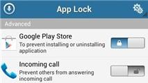"App Lock: ""Ổ khóa"" cho thiết bị Android"