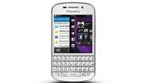 BlackBerry Q10 màu trắng chính thức bán tại Việt Nam