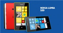 Lumia 520 là vua của Windows Phone