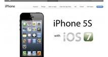 iPhone 5S bắt đầu sản xuất từ tháng nầy